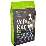 Vet's Kitchen Chicken & Brown Rice Light Complete Adult Dog Food