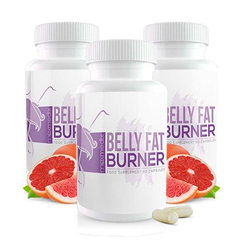 Belly Fat Burner™ | Naturlicher Fettverbrenner fur den Bauch - 60 Kapseln fur einen Monat (3)