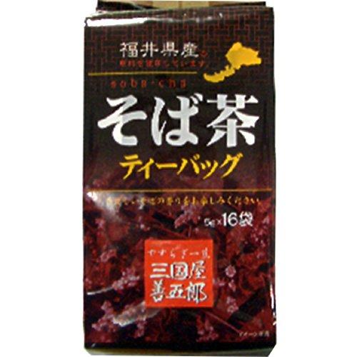三国屋 福井県産そば茶 5g×16包