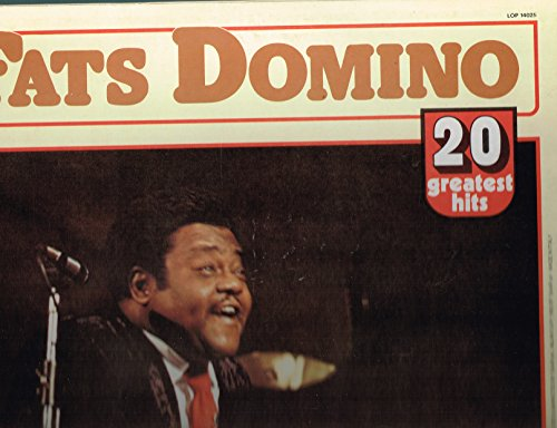 Fats Domino - 20 Greatest Hits - Zortam Music
