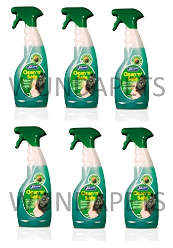 johnsons-clean-n-safe-small-animal-mouse-cage-disinfectant-cleaner-6-pack-3l-y72