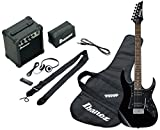 Ibanez IJRG200-BK Jumpstart Set E-Gitarre  schwarz