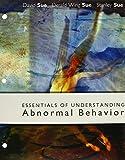 img - for Essentials of Understanding Abnormal Behavior book / textbook / text book