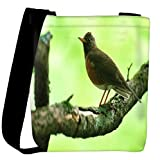Snoogg Unique Sparrow Designer Womens Carry Around Cross Body Tote Handbag Sling Bags