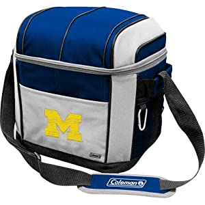 Buy NCAA Michigan Wolverines 24 Can Soft Sided Cooler by Licensed Products