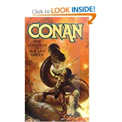 Conan The Guardian by Roland Green
