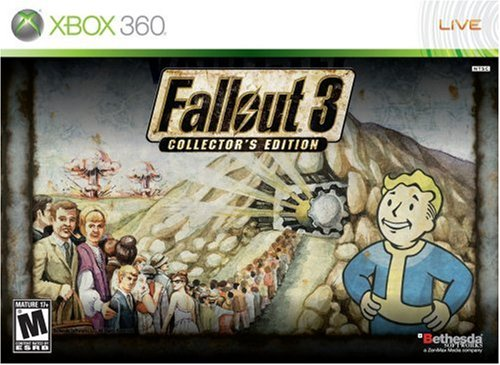 Bethesda-Fallout 3 Collector's Edition