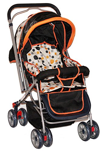 Brunte Cozy Pram Orange ( PR08)