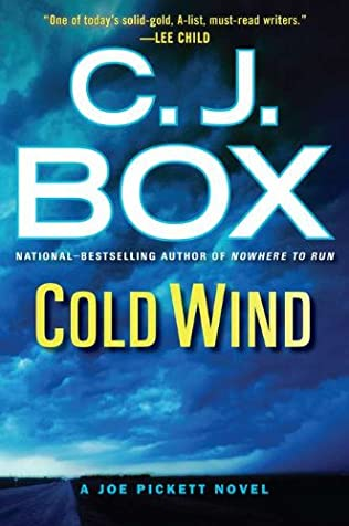 book cover of Cold Wind