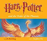 Harry Potter and the Order of the Phoenix (Book 5 - Unabridged 24 Audio CD Set - Childrens Edition): Child Edition