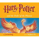 Harry Potter and the Order of the Phoenix (Book 5 - Unabridged 24 Audio CD Set - Childrens Edition): Child Editionby J.K. Rowling