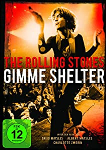 DVD * The Rolling Stones * Gimme Shelter [Import allemand]