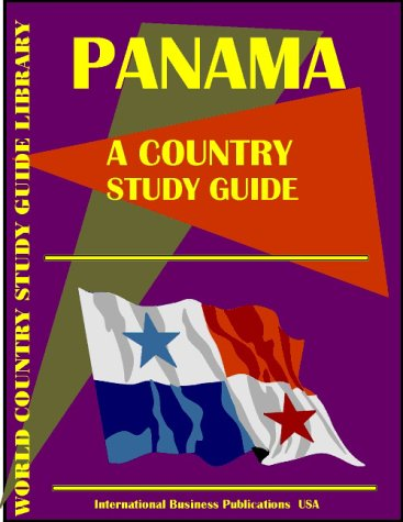 Panama Country Study Guide (World Country Study Guide Library)