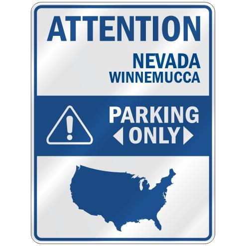 Winnemucca Parking Sign