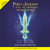 Percy Jackson & The Olympians: The Demigod Files | [Rick Riordan]