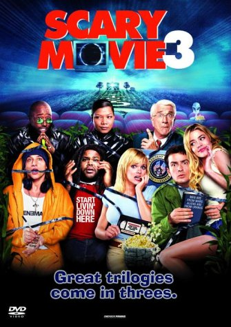 Scary Movie 3 [DVD] [2004]