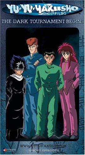 Yu Yu Hakusho: The Dark Tournament Begins (Edited Version) [VHS]