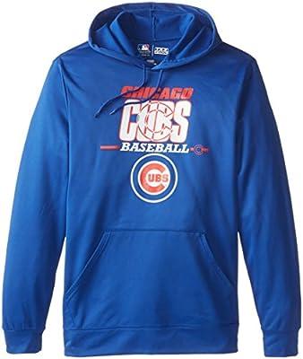 MLB Chicago Cubs Men's SA2 Fleece Hoodie