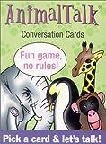 Animal talk conversation cards