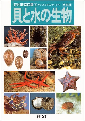 貝と水の生物 (野外観察図鑑)