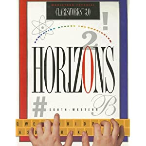 Horizons! Computing Across the Curriculum, ClarisWorks 3.0 (Mac), Student Edition McGraw-Hill