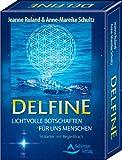 Delfine - Lichtvolle Botschaften f�r uns Menschen - 56 Karten mit Begleitbuch