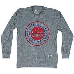 St. Louis Stars Soccer Long Sleeve T-Shirt