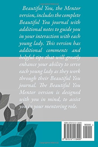 Beautiful You Mentor