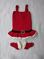 Mayra Knits Cherry Dress