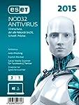 ESET NOD32 AntiVirus 2015 - 3 PCs (Fr...