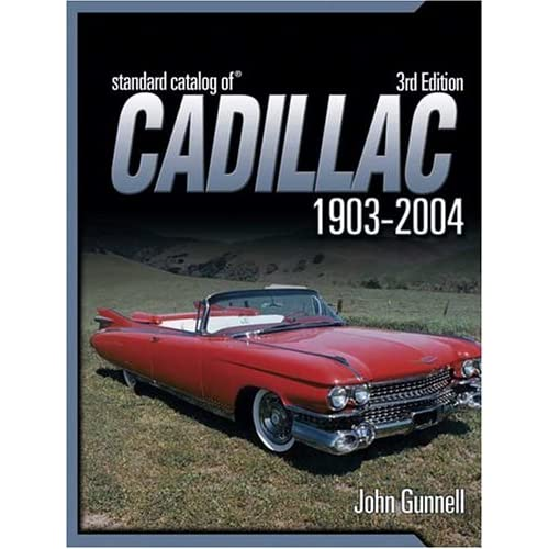 Standard Catalog of Cadillac