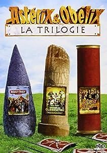 Astérix la trilogie - Astérix & Obélix contre César - Astérix & Obélix mission Cléopâtre - Astérix aux J.O
