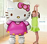 king's store ,Large animal head Aluminum foil balloons toys, bears Balloons , monkeys The party balloons , giraffes The balloon , zebras and large cartoon cat free of charge