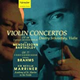 Mendelssohn/Brahms - Violin Concertos Academy of St Martin in the Fields