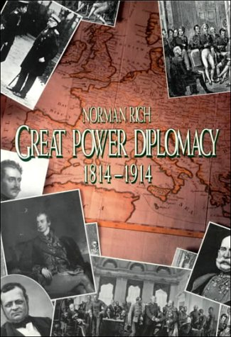 Great Power Diplomacy: 1814-1914