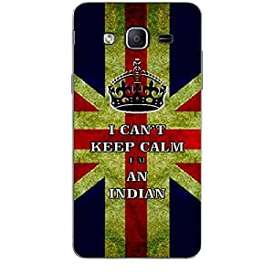 Skin4gadgets I CAN'T KEEP CALM I'm An Indian - Colour - UK Flag Phone Skin for SAMSUNG GALAXY ON5