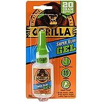 Gorilla 7700104 Super Glue Gel 20g