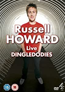 Russell Howard - Live 2 - Dingledodies [DVD]
