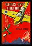 img - for Wings Over England book / textbook / text book