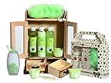 BRUBAKER 15-teiliges Beautypflege-Geschenkset Aloe Vera & Vanilla
