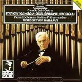 echange, troc Camille Saint-Saens, Herbert von Karajan, Berliner Philharmoniker, Pierre Cochereau - Karajan Gold - Saint-Saëns: Symphony no 3