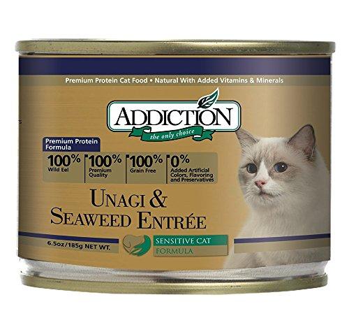 Addiction Unagi & Seaweed Entrée