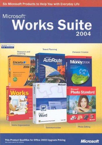 Works Suite 2004 DVD