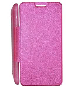 Royal Rusi - Pink Caidea Flip Cover , Stylus Pen , Otg Cable For Samsung Galaxy S3 i9300