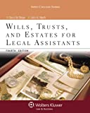 img - for Wills Trusts & Estates for Legal Assistants, Fourth Edition (Aspen College) book / textbook / text book