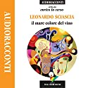 Il mare colore del vino Audiobook by Leonardo Sciascia Narrated by Enrico Lo Verso