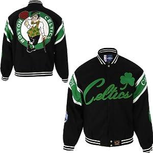 Boston Celtics NBA Reversible J.H. Design Jacket M by J.H. Design