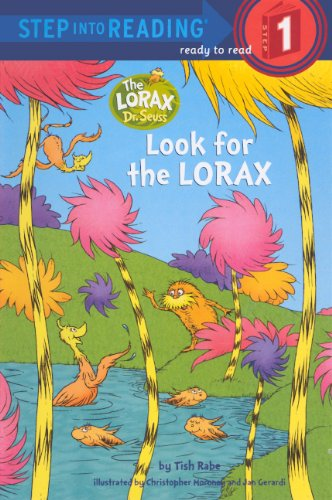 Look For The Lorax (Turtleback School & Library Binding Edition) (Step Into Reading, Step 1)