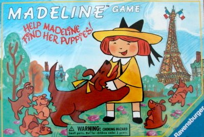 Madeline-Help Madeline Find Her Puppies Game - 1