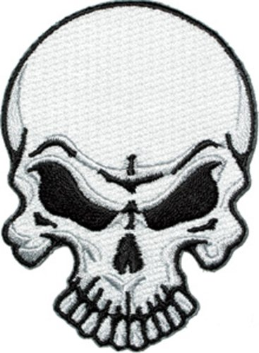 Application Skull Patch